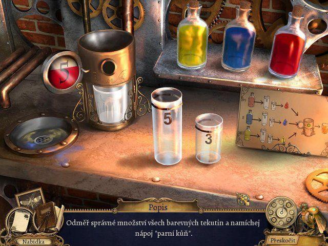Mechanické příběhy: Glassová a Ink. Sběratelská Edice
