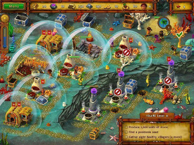 Moai 5: New Generation hra
