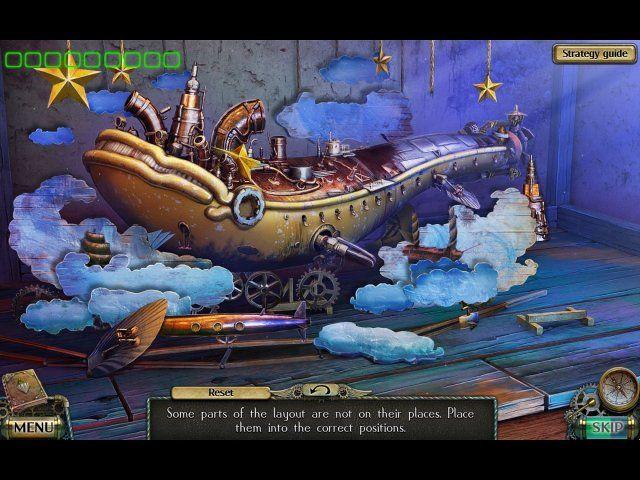 Screenshot  «Darkness and Flame: Die Dunkle Seite. Sammleredition» № 6