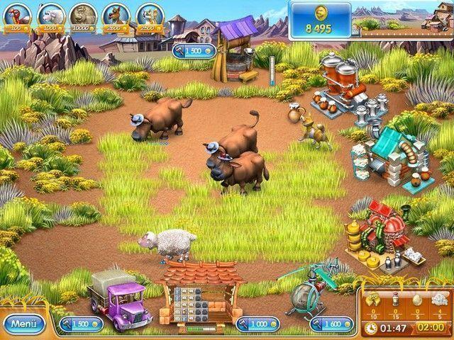 Farm Frenzy 3