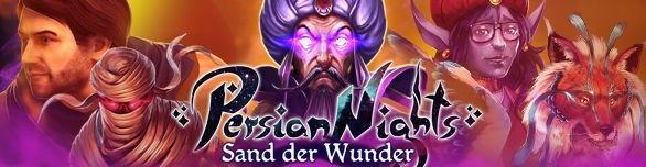 Spiel Persian Nights Sand der Wunder