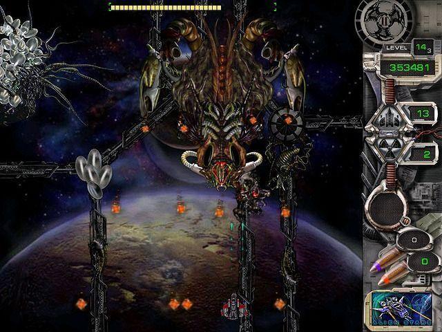 Star Defender II