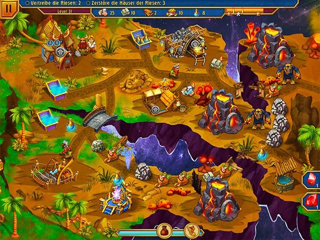 Screenshot  «Im Land der Wikinger V» № 4