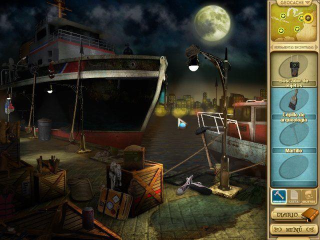 Adventure Chronicles: La búsqueda del tesoro perdido en Español game