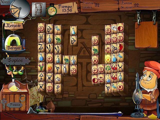 Mahjong Alquimico download free en Español