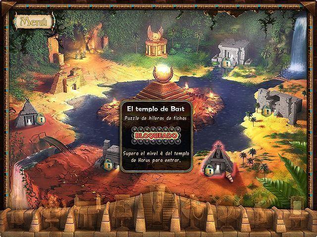 Ancient Quest Of Saqqarah download free en Español