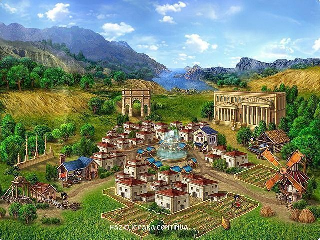 Cradle Of Rome en Español game