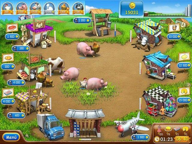 Farm Frenzy 2 download free en Español