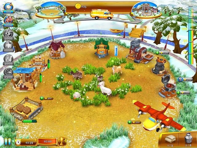Farm Frenzy 4 en Español game