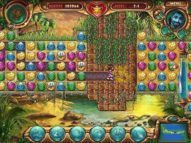Lamp Of Aladdin en Español game