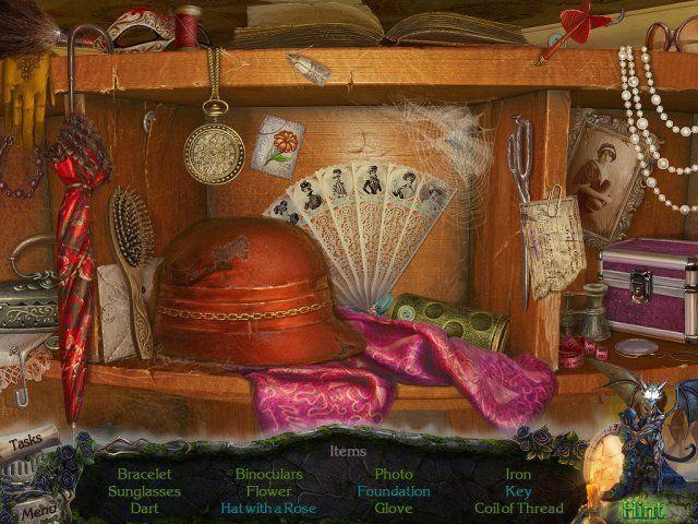 Mystery Castle: The Mirror's Secret download free en Español