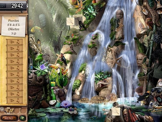 Mystery Stories: Island of Hope en Español game