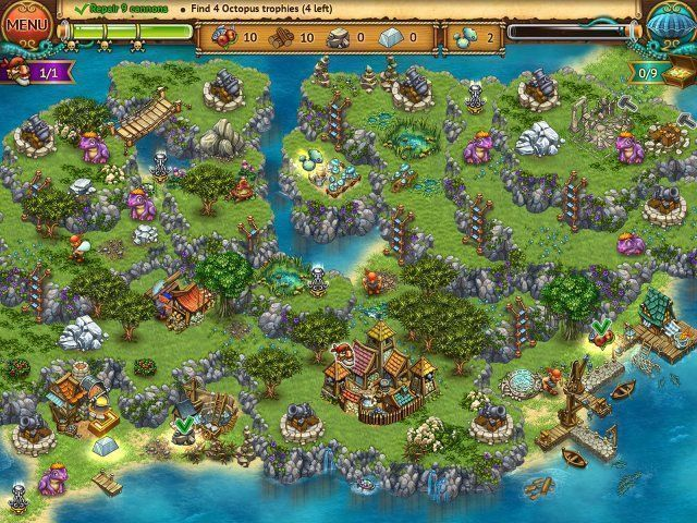 Pirate Chronicles. Collector's Edition en Español game
