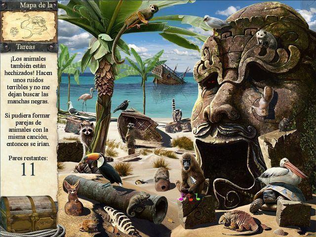 Robinson Crusoe y los Piratas Malditos download free en Español