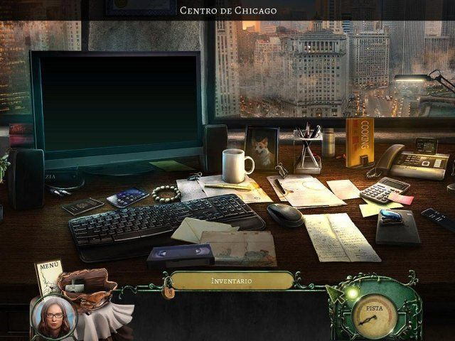Sharpe Investigations: Death on the Seine download free en Español