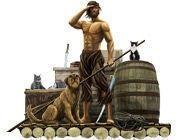 Détails du jeu Les Aventures de Robinson Crusoé