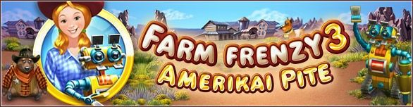 Farm Frenzy 3: Amerikai Pite