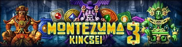 Montezuma Kincsei 3