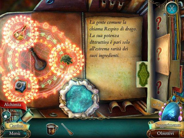 Grimori Perduti 2: Frammenti di Mistero game