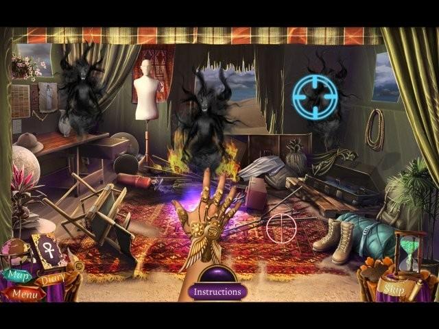Łowca demonów 4: Tajemnice Światła. Edycja kolekcjonerska gra