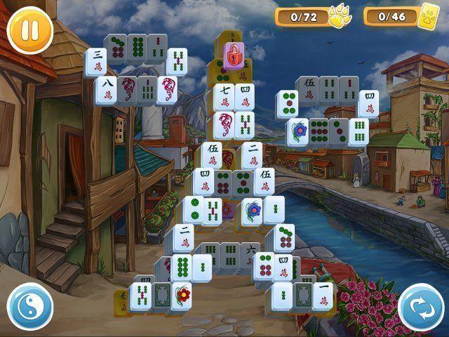 Bezpłatne pobieranie Mahjong: Wilcze opowieści