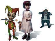 Detaily hry Tajemný park: Strašidelný příběh