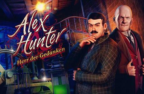 Alex Hunter: Herr der Gedanken