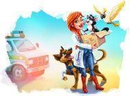 Details über das Spiel Dr. Cares: Pet Rescue 911. Sammleredition