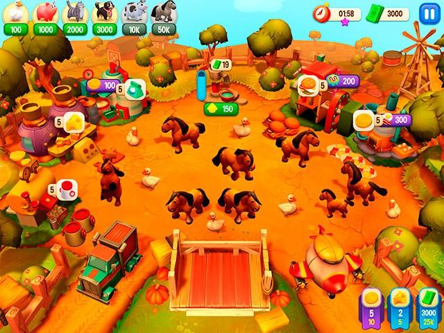 Farm Frenzy Reloaded. Sammleredition