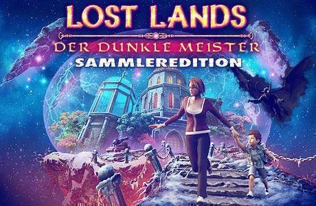 Lost lands: Der dunkle meister. Sammleredition