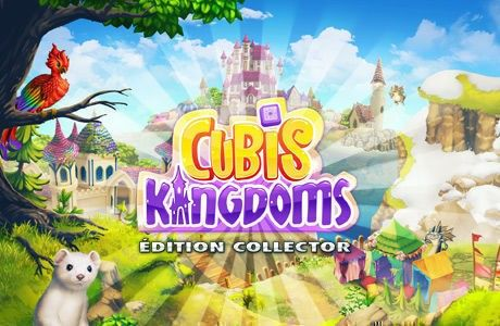 Cubis Kingdoms. Edition Collector