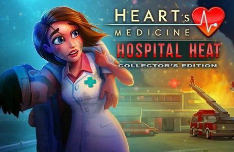 Heart's Medicine - Hospital Heat. Collector's Edition
