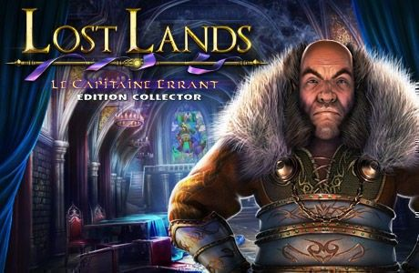 Lost Lands. Le Capitaine Errant. Edition Collector