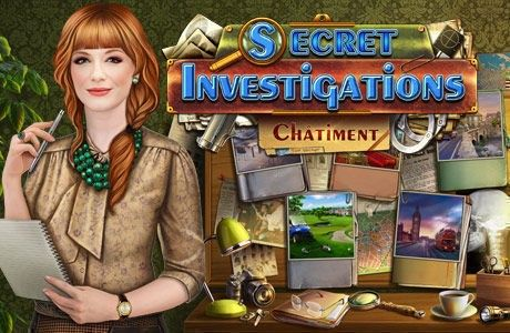 Secret Investigation. Châtiment