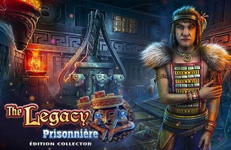 The Legacy: Prisonnière. Édition Collector