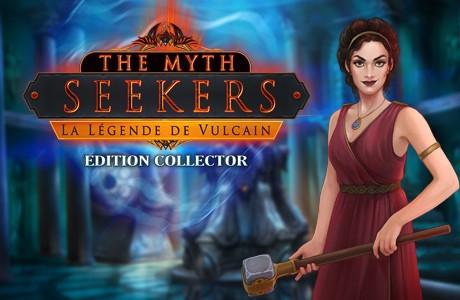 The Myth Seekers: La Légende de Vulcain. Edition collector