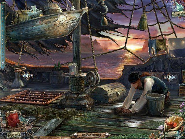 Morskie Sekrety: Latający Holender. Edycja Kolekcjonerska
