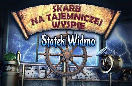Skarb na Tajemniczej Wyspie: Statek Widmo