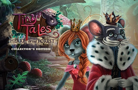 Tiny Tales: Heart of the Forest. Collector's Edition